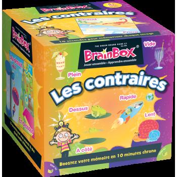 Brainbox Les Contraires