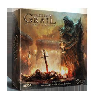 Tainted Grail : La Chute...