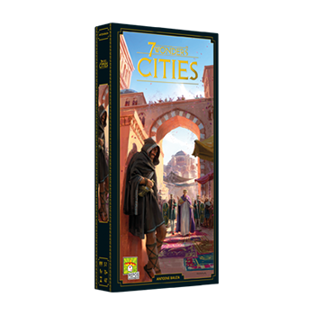 7 Wonders Nouvelle Edition...
