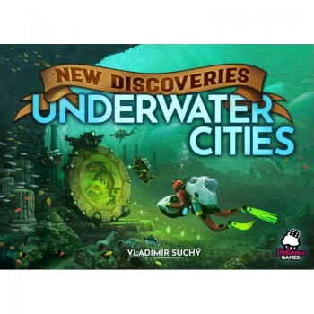 Underwater Cities : New...