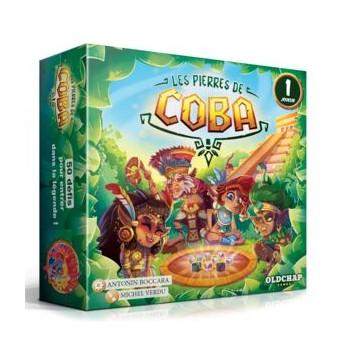 Les Pierres de Coba