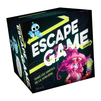 Escape Box Junior - Dans...
