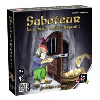 Saboteur - Les Mineurs...
