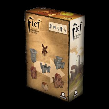 Fief - Pack de Bâtiments