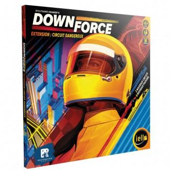 Downforce : Circuit Dangereux