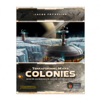 Terraforming Mars - Colonies