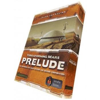 Terraforming Mars - Prélude