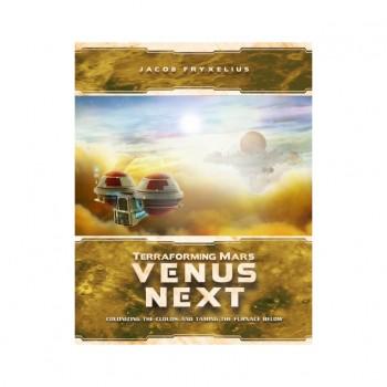 Terraforming Mars - Vénus Next