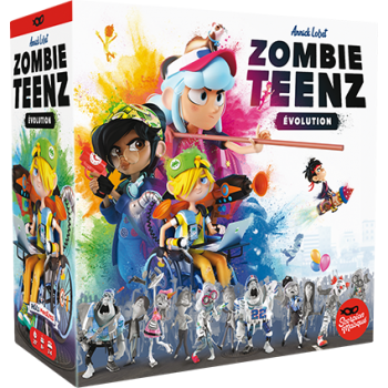 Zombie Teenz Evolution