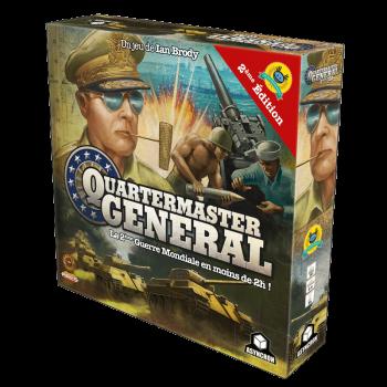 Quartermaster General 2ème...