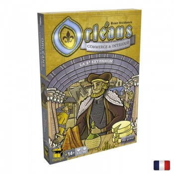 Orléans - Commerce & Intrigue