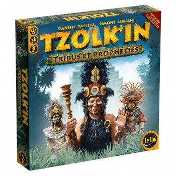 Tzolk'in : Le Calendrier...