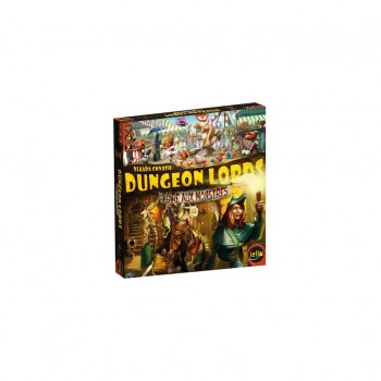 Dungeon Lords - Foire aux...