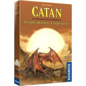 Catan : Trésors, Dragons &...