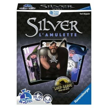 Silver - L'Amulette