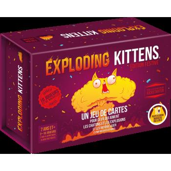 Exploding Kittens : Edition...