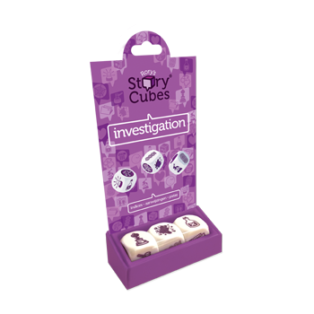 Story Cubes Investigations