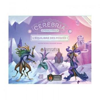 Cerebria : Le Monde...