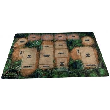 One Deck Dungeon - Tapis de...