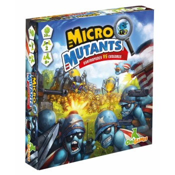 Micro Mutants : Usatropodes...
