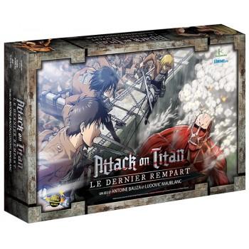 Attack on Titan : Le...