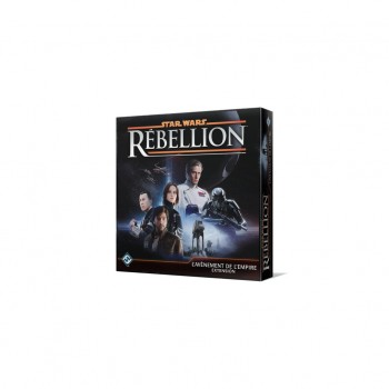 Star Wars : Rébellion -...