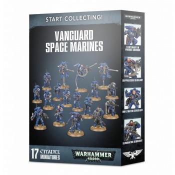 Start Collecting ! Vanguard...