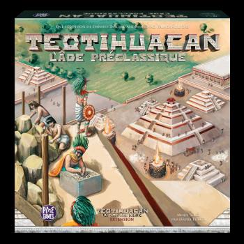 Teotihuacan - L'Age...