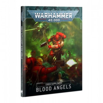 Supplément de Codex : Blood...