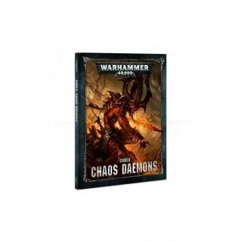 Codex : Chaos Daemons