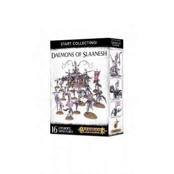 Start Collecting ! Daemons...