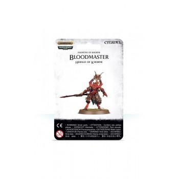 Bloodmaster, Herald of Khorne