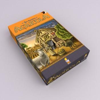 Agricola - Edition 10ème...