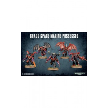 Space Marines du Chaos...