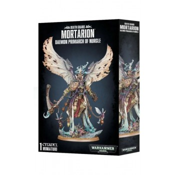 Mortarion, Daemon Primarch...