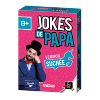 Jokes de Papa - Edition Sucrée