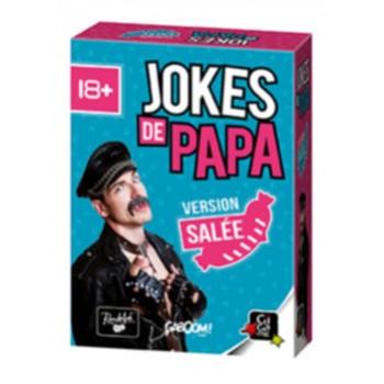 Jokes de Papa - Edition Salée