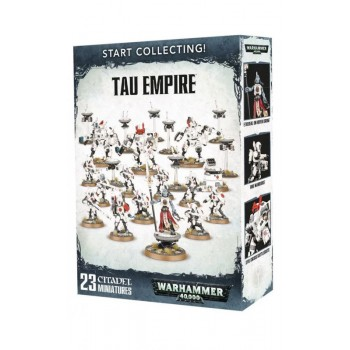 Start Collecting ! T'au Empire