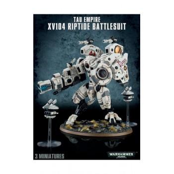 Exo-armure XV104 Riptide de...