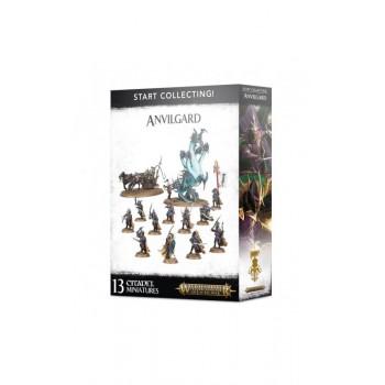 Start Collecting ! Anvilgard
