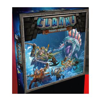 Clank ! - Trésors Engloutis