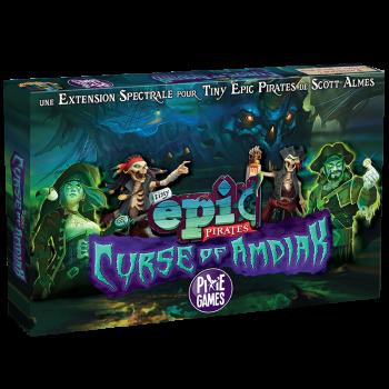 Tiny Epic Pirates - Curse...