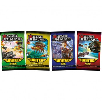 Star Realms - United