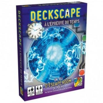 Deckscape - A l'Epreuve du...