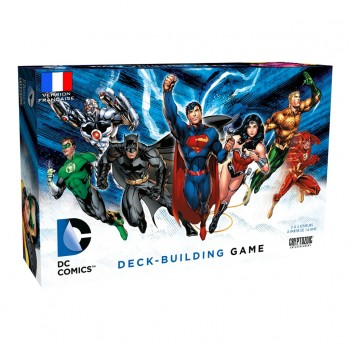 DC Comics Jeu de Deck-Building