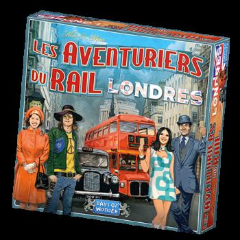Les Aventuriers du Rail -...