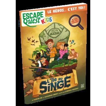 Escape Quest Kids - L'Ile...
