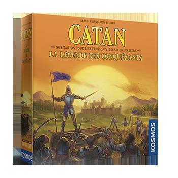 Catan - La Légende des...
