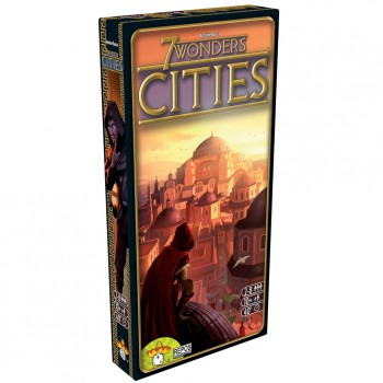 Seven wonders cities