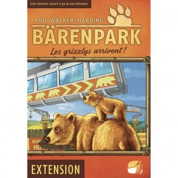 Bärenpark : Les Grizzlys...